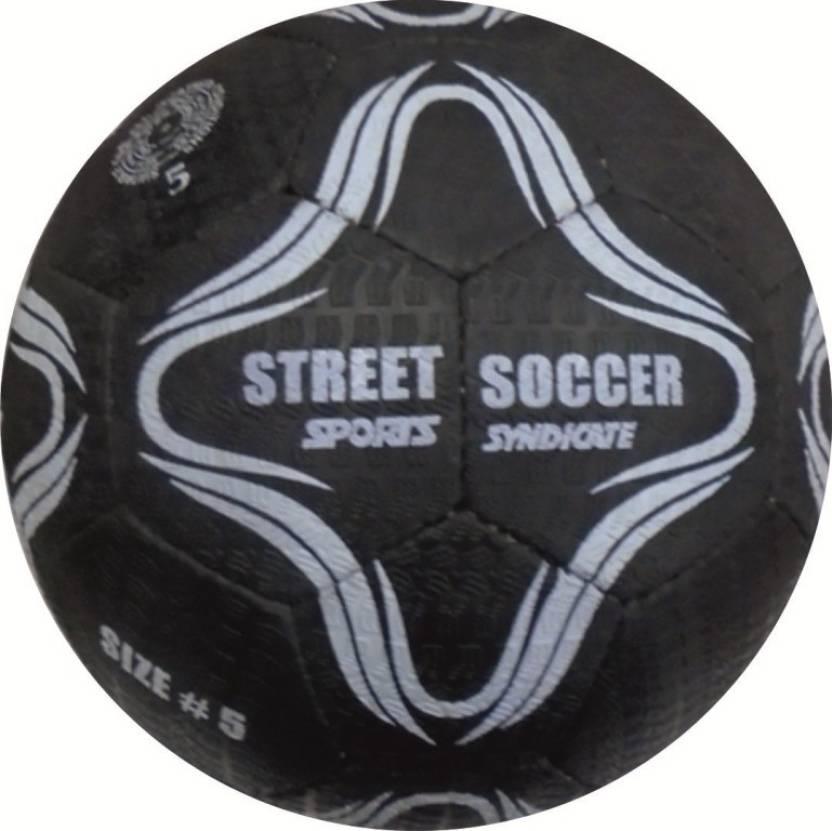 a887f2e727d8d SYN6 SS0138 Street Soccer Ball Football - Size  5 - Buy SYN6 SS0138 ...