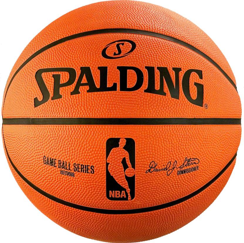 Spalding Game Series Basketball -   Size: 7