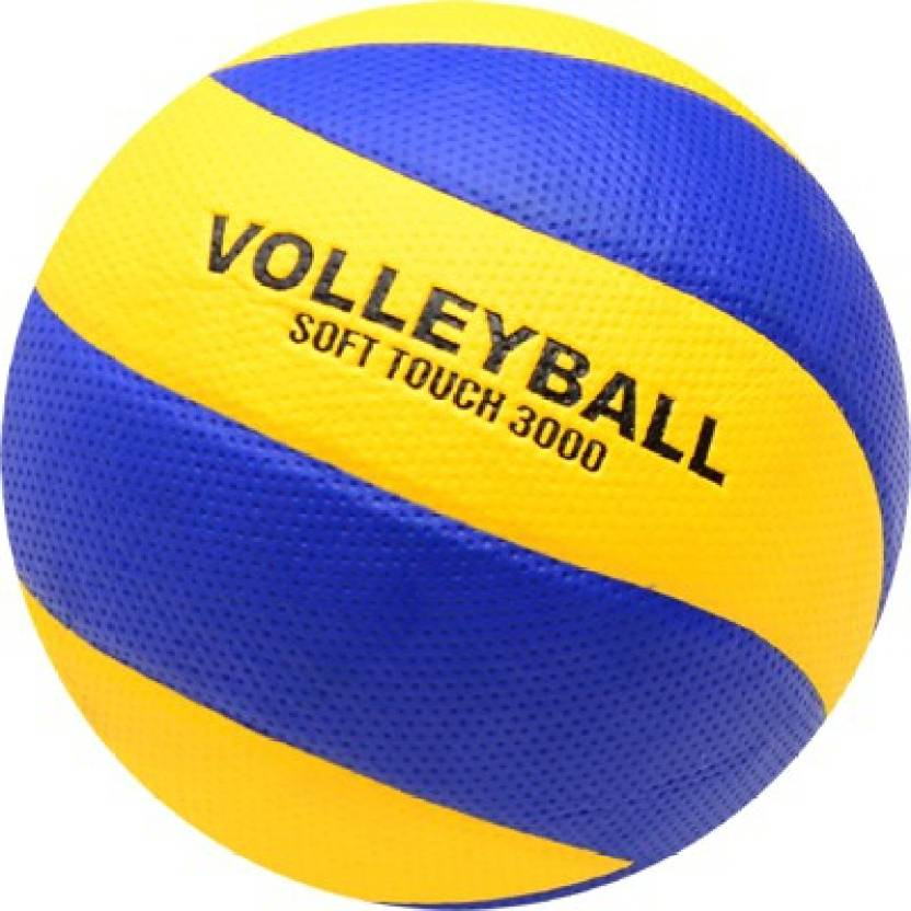 Vixen Soft Touch 3000 Volleyball -   Size: 5