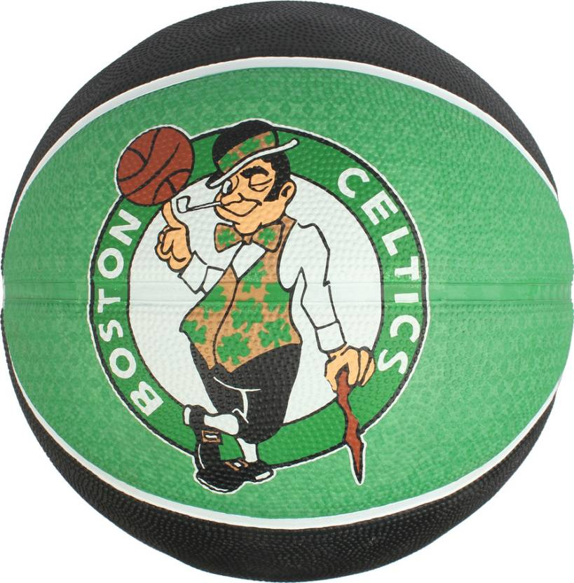 Spalding Boston Celtics Basketball -   Size: 7