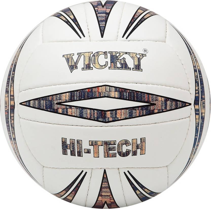 Vicky Hitech Football -   Size: 5