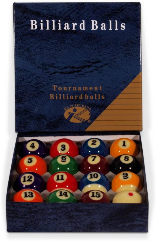 SCS Set Billiard Ball -   Size: 3