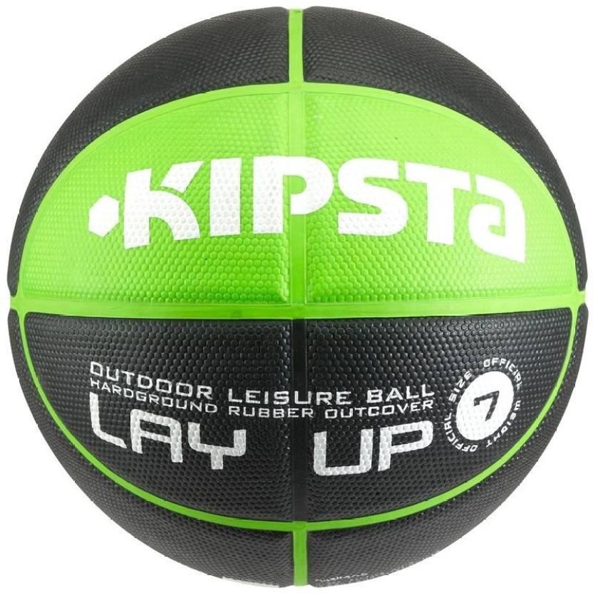 Kipsta Lay Up S7 Basketball -   Size: 7,  Diameter: 17.7 cm
