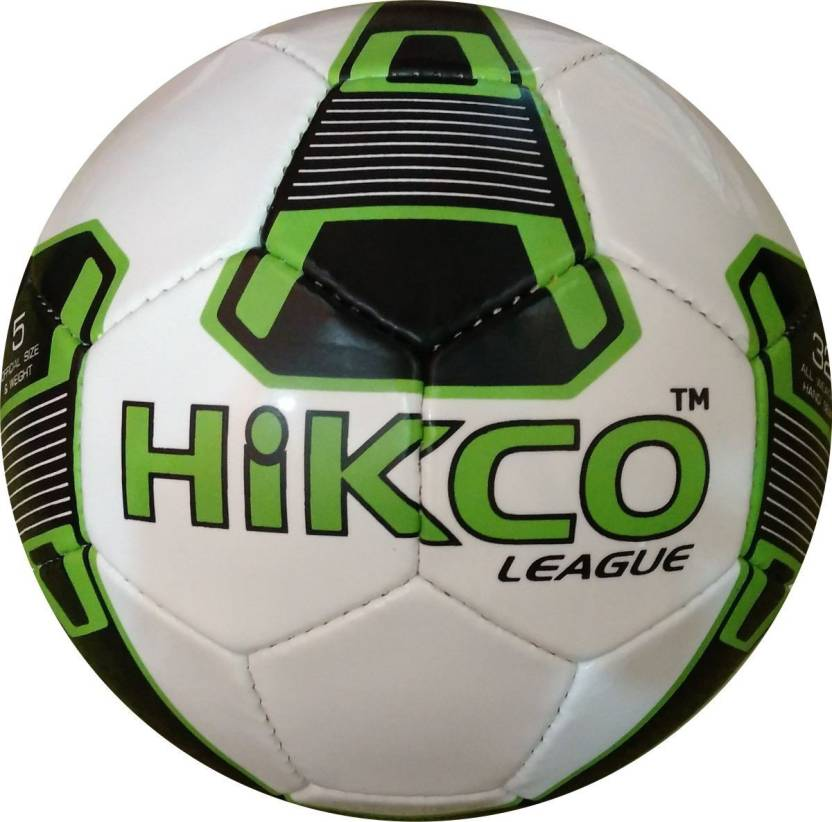 Hikco League Green Football -   Size: 5