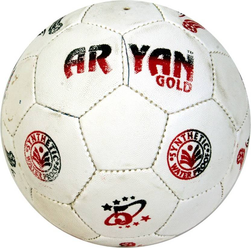 Sun Fly Aryan gold Football -   Size: 5