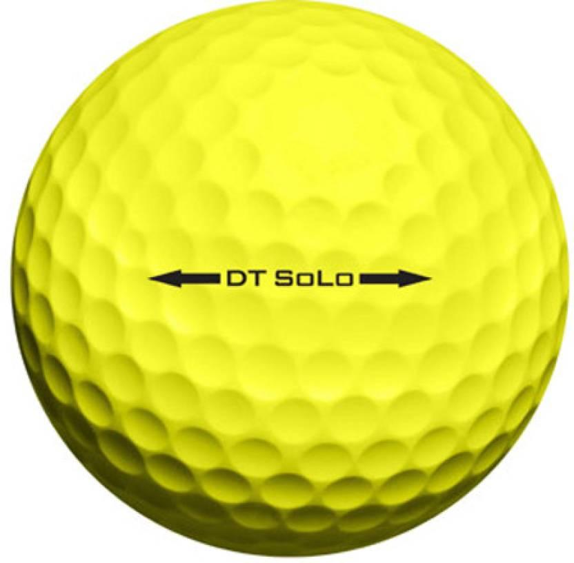 Titliest DT Solo Golf Ball