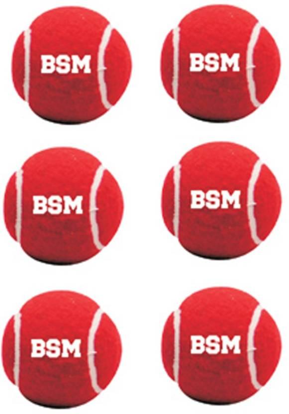 BSM Gold Tennis Ball -   Size: 5