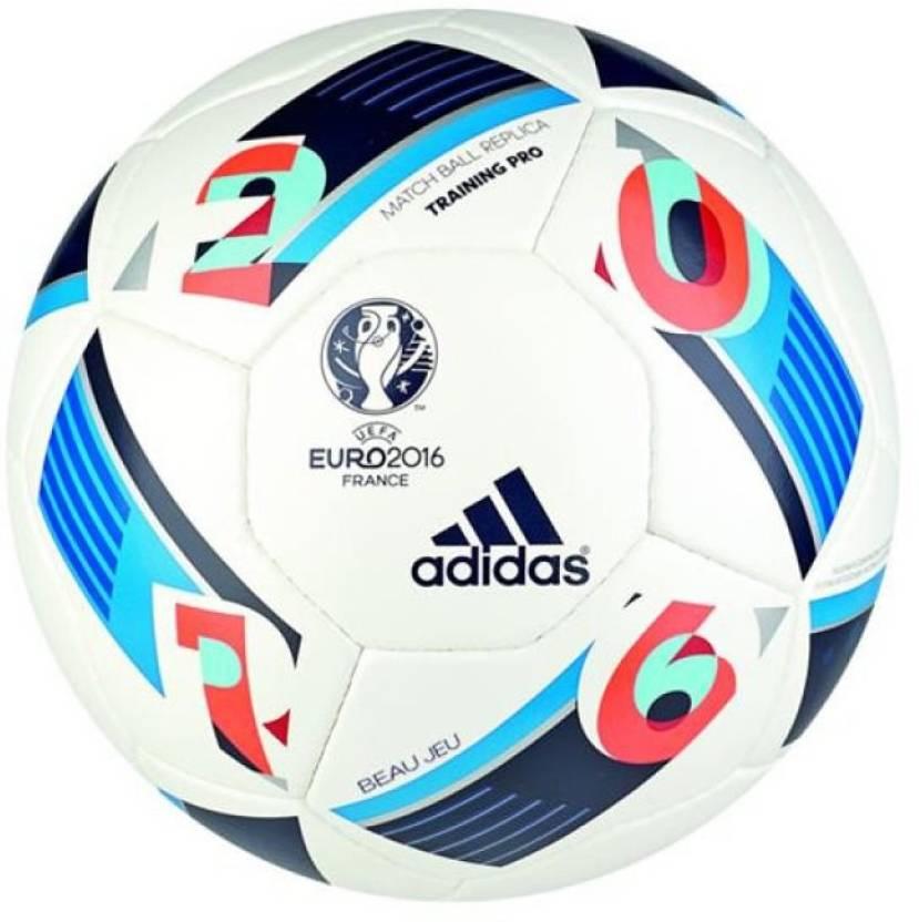 Adidas Euro16Trainpro Football -   Size: 5