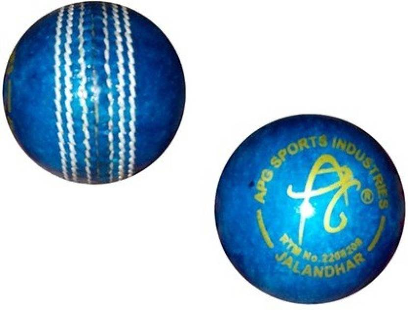 APG Farozi Leather Cricket Ball -   Size: 5