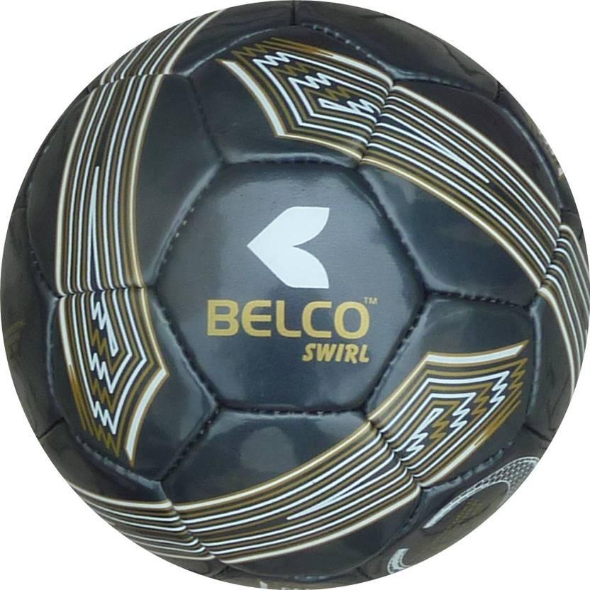 Belco SWIRL 1 Football -   Size: 5,  Diameter: 22 cm