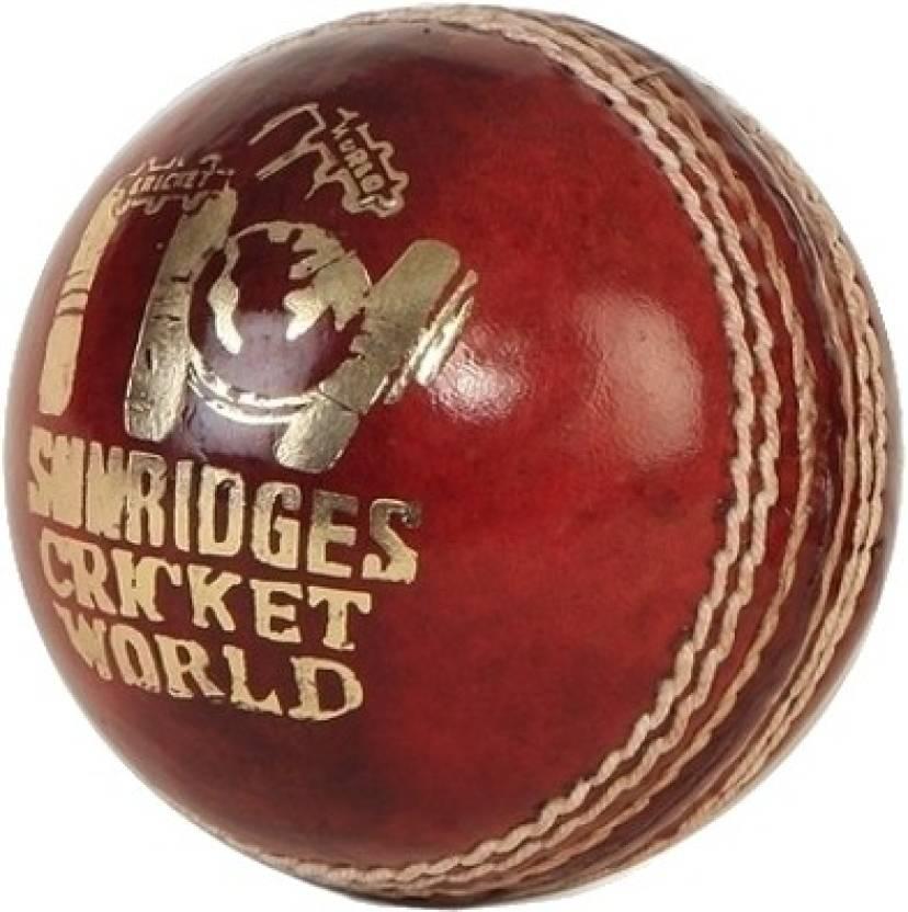 SS CR World Cricket Ball