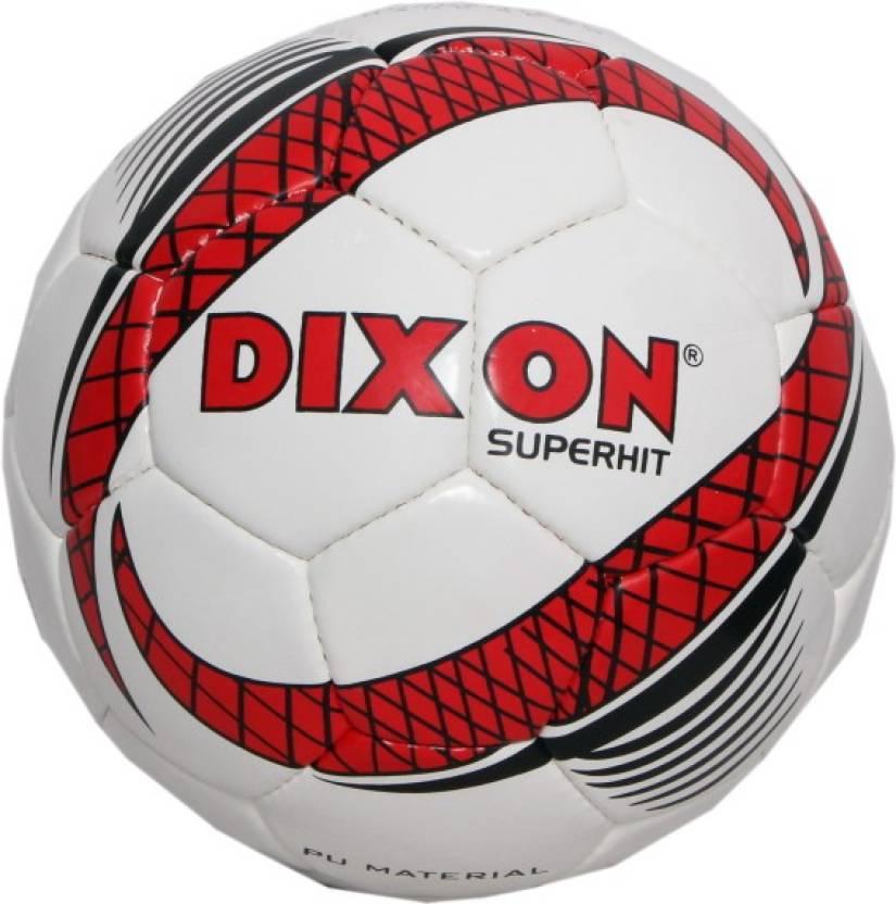 Dixon Football Superhit Football -   Size: 5,  Diameter: 4.5 cm