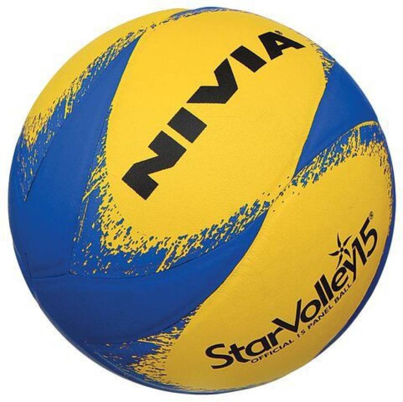 Nivia Star Volleyball -   Size: 4