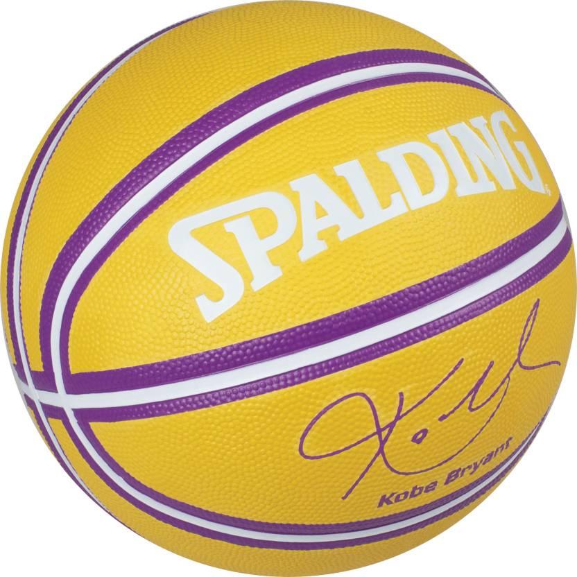44731733e SPALDING Kobe Bryant Basketball - Size  7 - Buy SPALDING Kobe Bryant ...