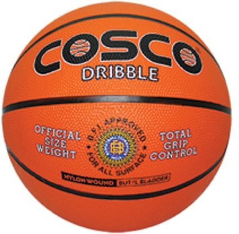 Cosco Dribble Basketball -   Size: 5