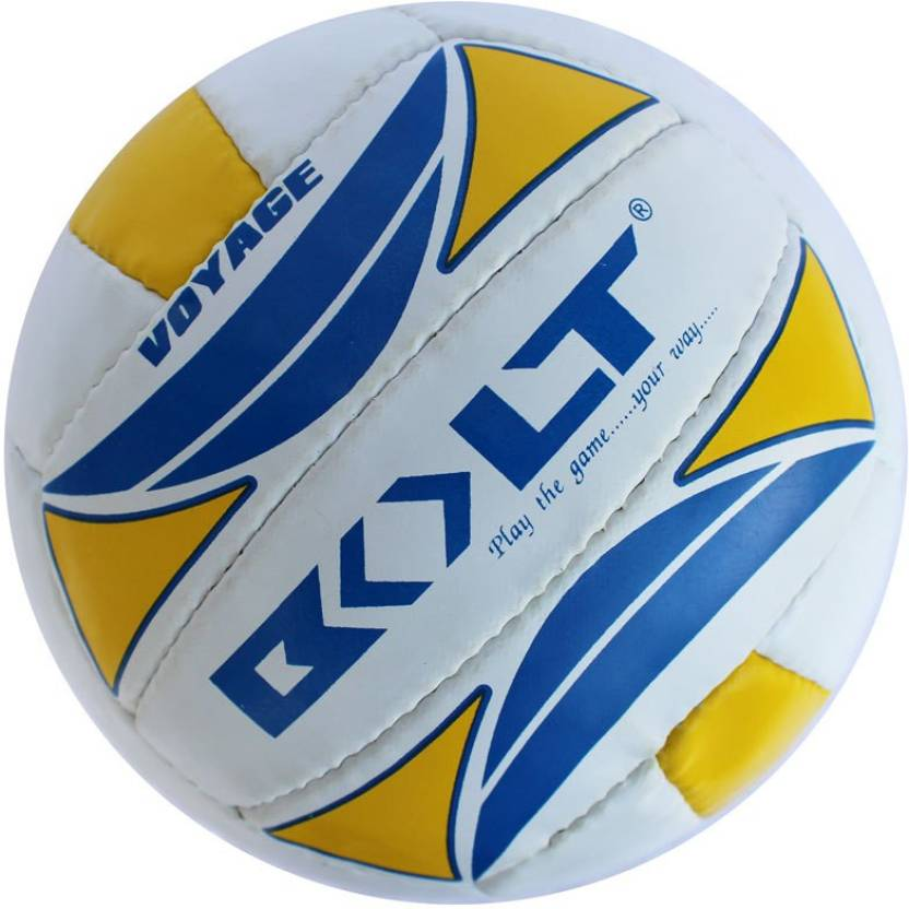 Bolt Voyage Volleyball -   Size: 4