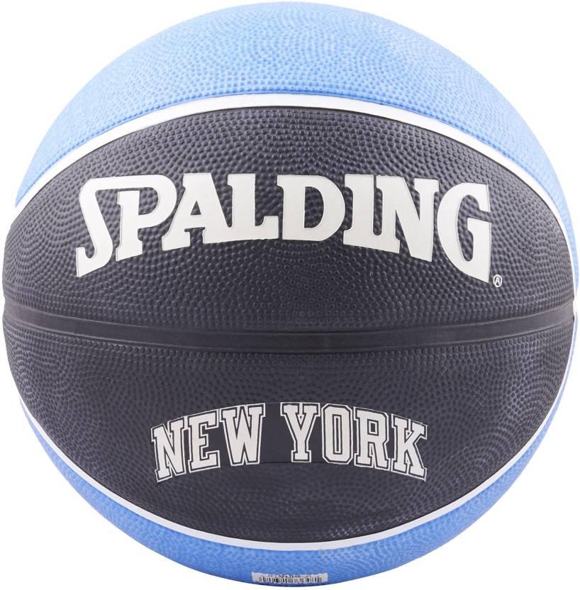 Spalding NEW YORK KNICKS Basketball -   Size: 7,  Diameter: 2.7 cm