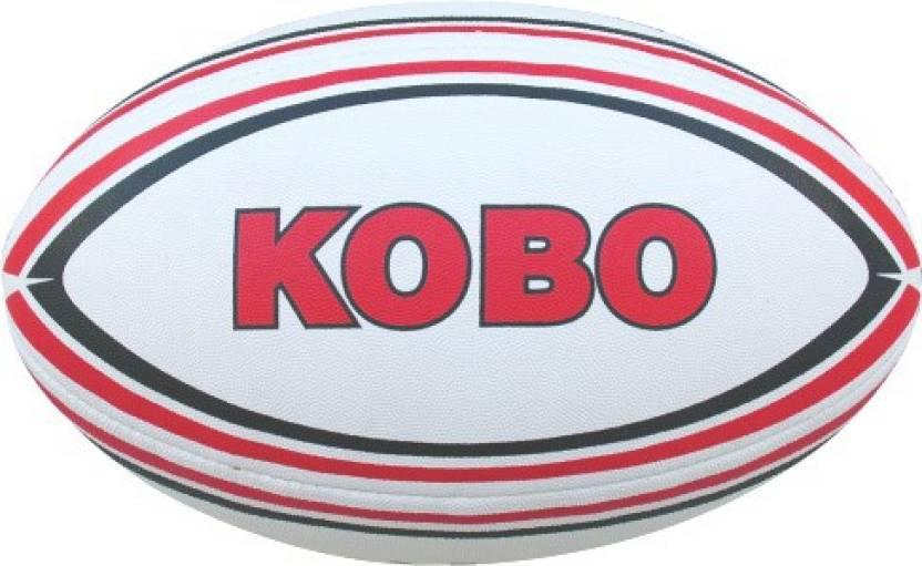 Kobo Gladiator Rugby Ball -   Size: 5