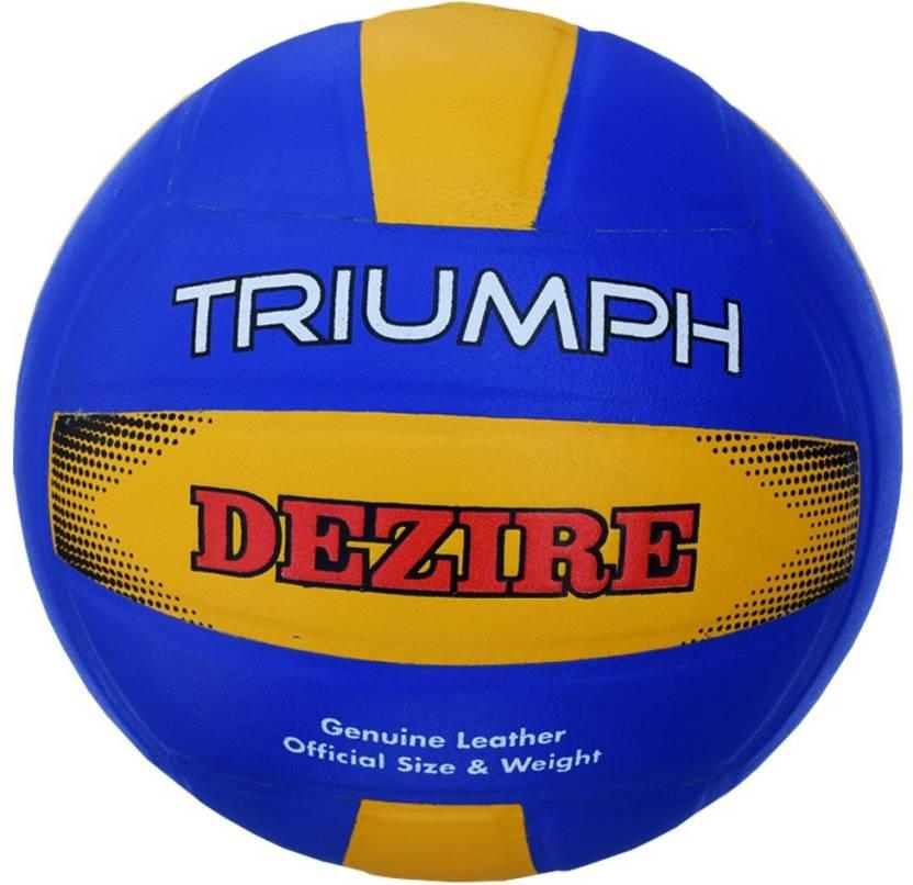 Triumph Dezire Volleyball -   Size: 4,  Diameter: 5 cm