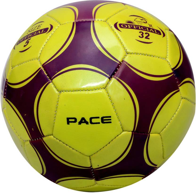 Pace Globe Football -   Size: 5,  Diameter: 21.5 cm