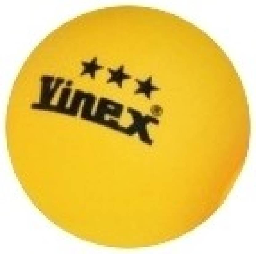 Vinex 3 Star Ping Pong Ball