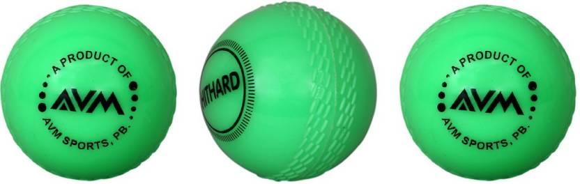 AVM Windball-2 Cricket Ball -   Size: Standard,  Diameter: 6.5 cm