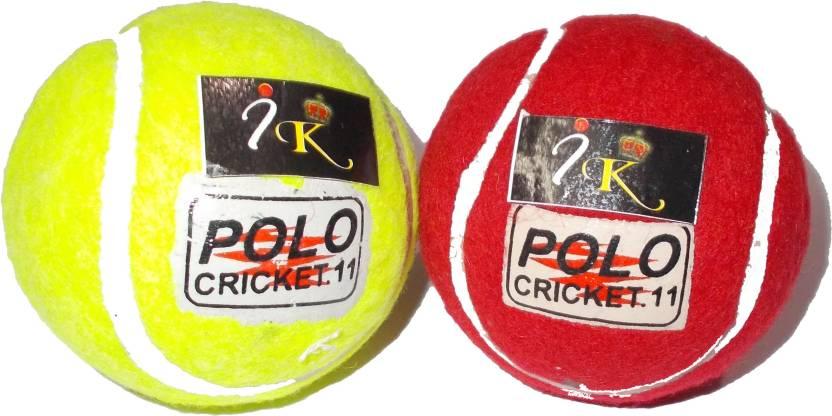 India Kingg Cric Polo Cricket Ball -   Size: 5