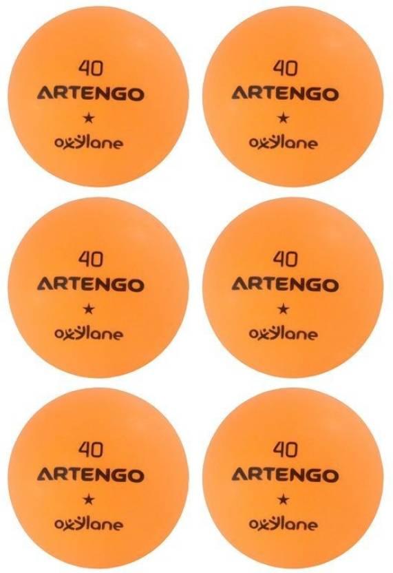 Artengo  by Decathlon FB800 TABLE Tennis Ball -   Size: 1