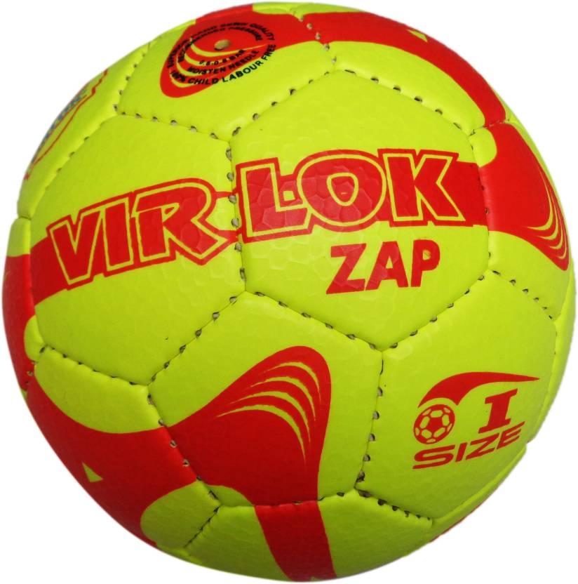 Virlok Zap Football -   Size: 1