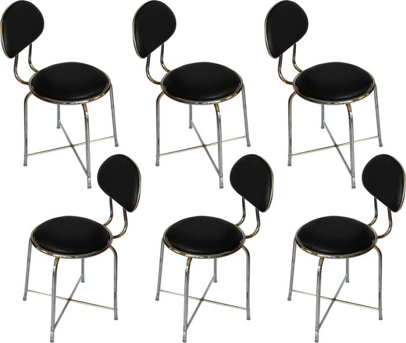 Mavi Metal Bar Chair Finish Color   Black