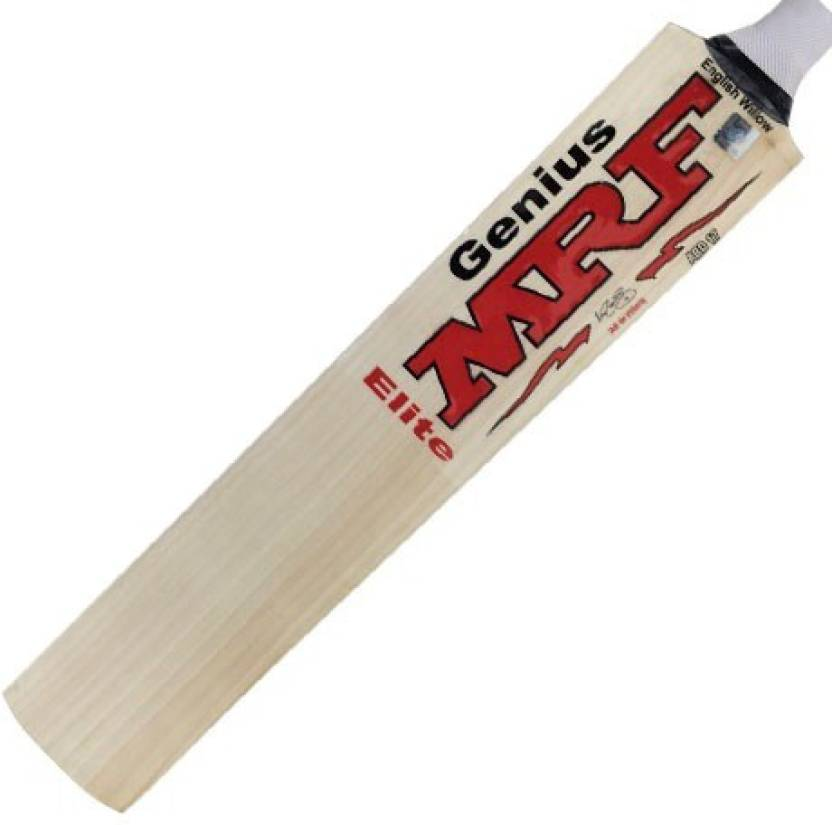 bf97711a4ad MRF ABD ELITE English Willow Cricket Bat - Buy MRF ABD ELITE English ...