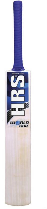 HRS World Cup Kashmir Willow Cricket  Bat