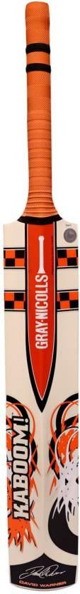 Gray Nicolls Kaboom Gn Academy English Willow Cricket Bat 700 1200 g