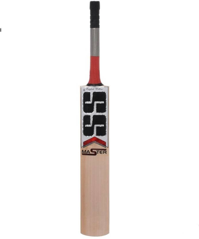 45bece26682 SS master Size 6 English Willow Cricket Bat - Buy SS master Size 6 ...