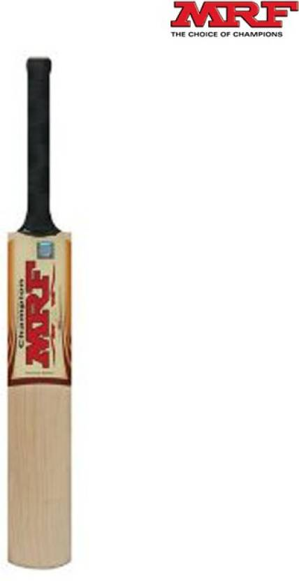 MRF CHAMPION FULL SIZE Kashmir Willow Cricket  Bat