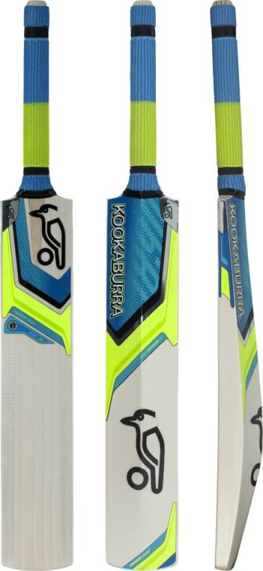 Kookabura Verve 100 English Willow Cricket  Bat (Long Handle, 1000-1200 g)
