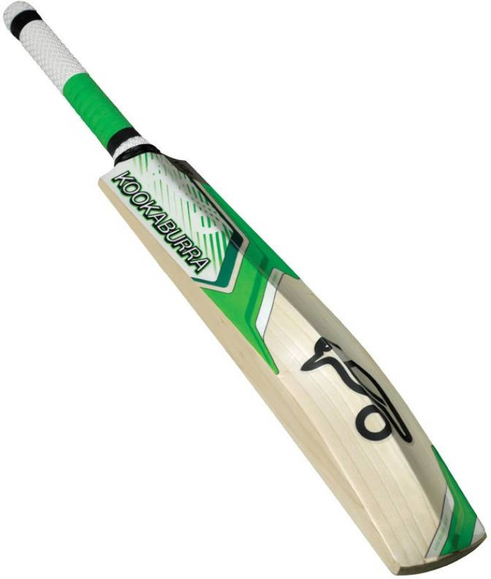 KOOKABURRA Kahuna Prodigy 100 Kashmir Willow Cricket Bat  (Harrow, 1200-1400 g)