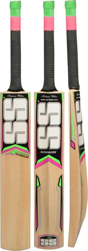 SS Magnum Kashmir Willow Cricket Bat 1000 1200 g
