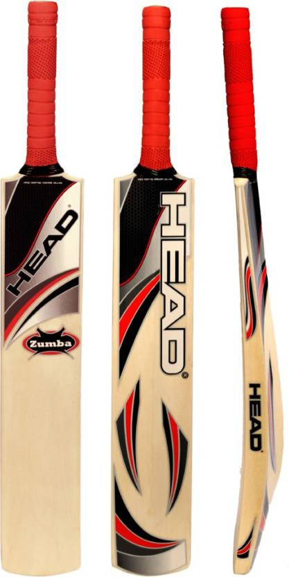 Head Zumba Kashmir Willow Cricket  Bat
