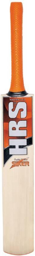 HRS Sixer English Willow Cricket  Bat