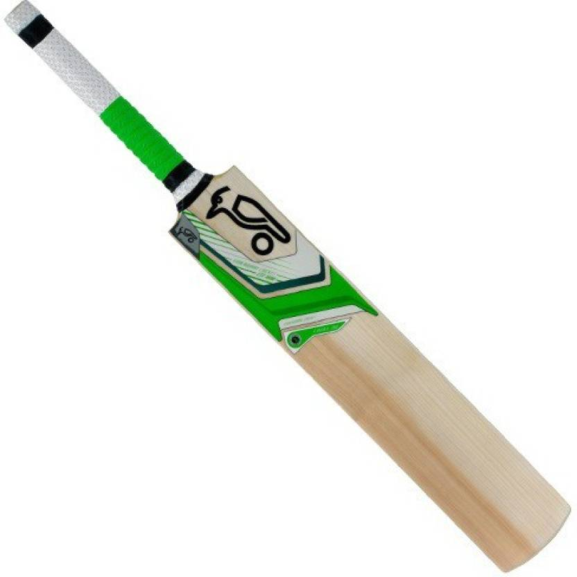 For 3999/-(64% Off) Kookaburra Kahuna 350 English Willow Cricket Bat (Harrow, 400-600 g) at Flipkart