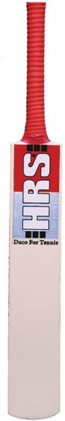 HRS Duco Tennis Poplar Willow Cricket  Bat