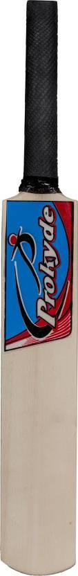 Prokyde Signature bat - Blue/Red Willow Cricket  Bat (1, 150 g)