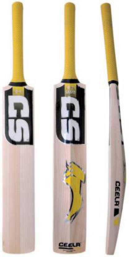 Ceela Storm English Willow Cricket  Bat (Short Handle, 1105 - 1162 g)