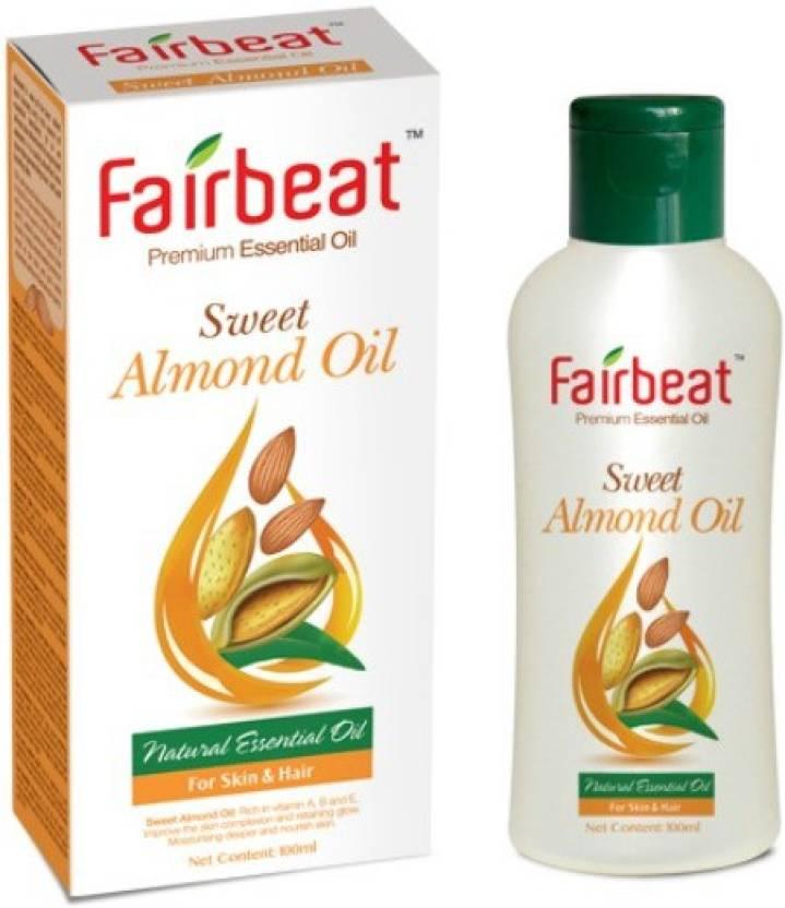 Fairbeat Sweet Almond Oil