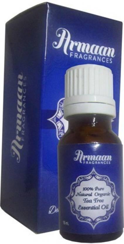 Armaan 100% Pure Natural Organic Tea Tree Essential Oil