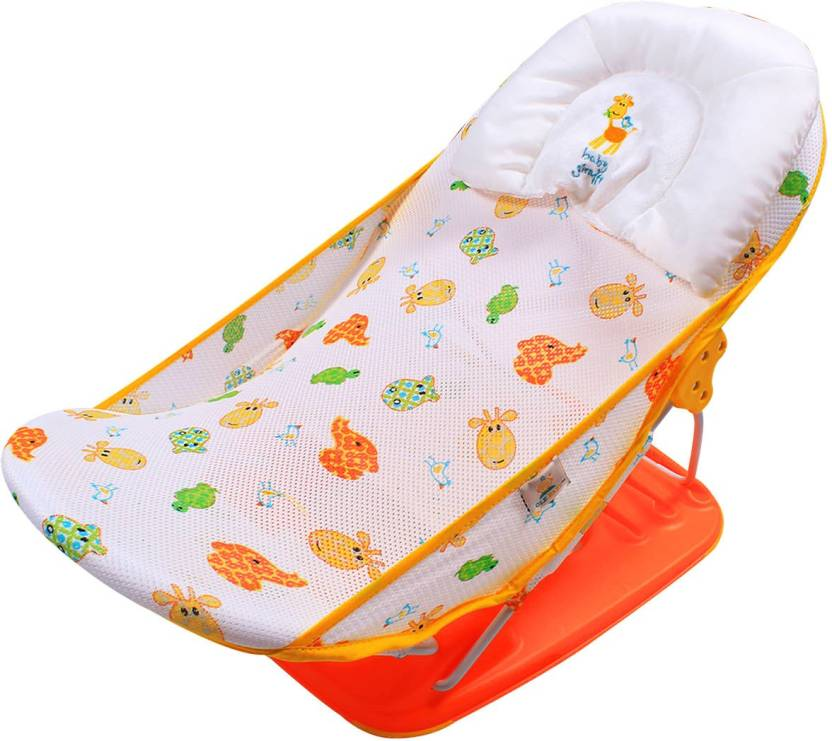 Ole Baby Animal Face Seater Print Soft Fabric Cradle Baby Bather 0 ...