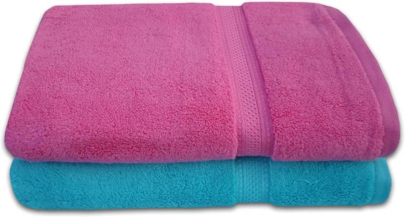 Divine Overseas Cotton Bath Towel Set