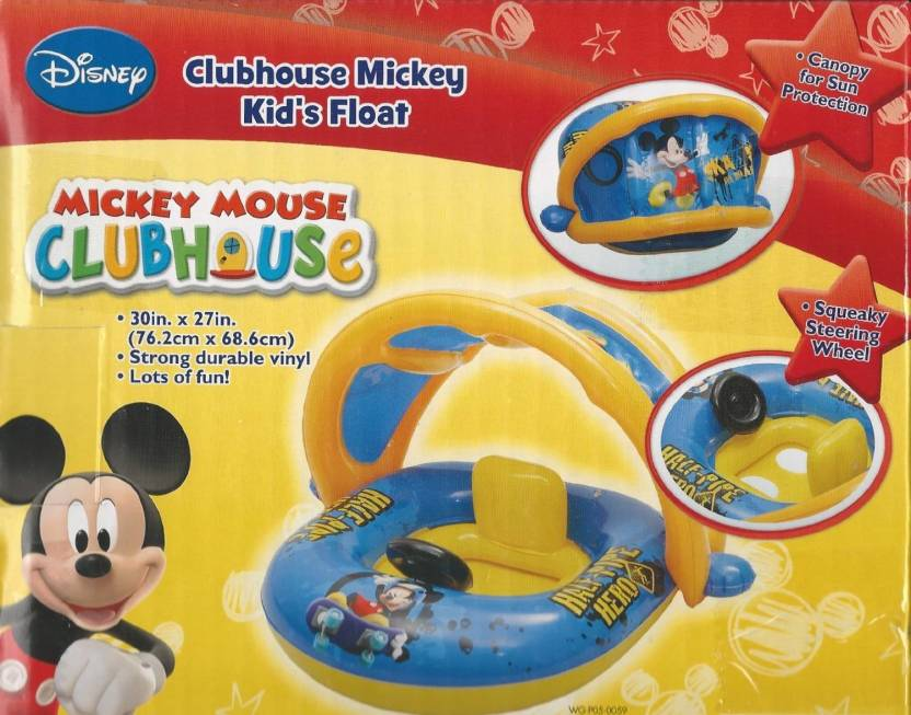 Disney Mickey Mouse Kids Float water Bath Toy - Mickey Mouse Kids ...
