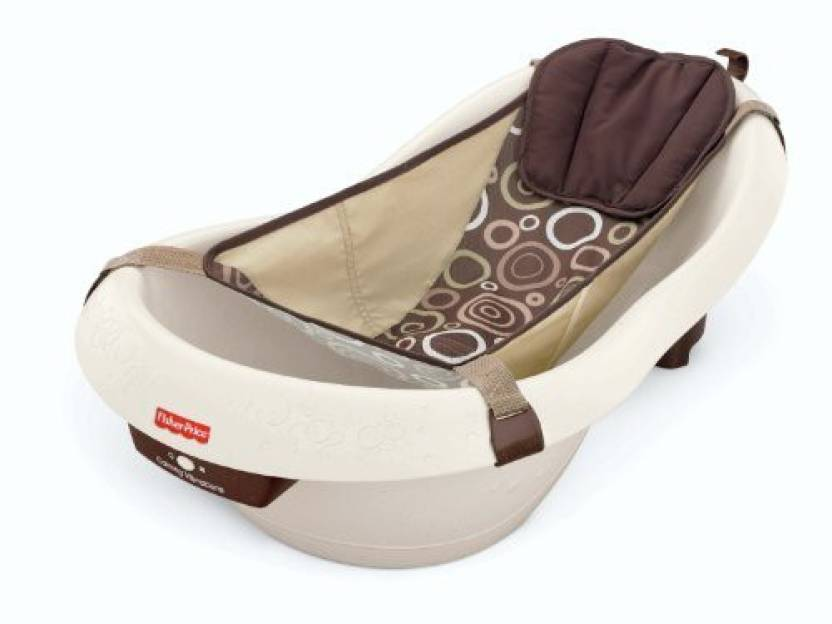 Fisher-Price Calming Waters Vibration Bathing Tub Price in India ...